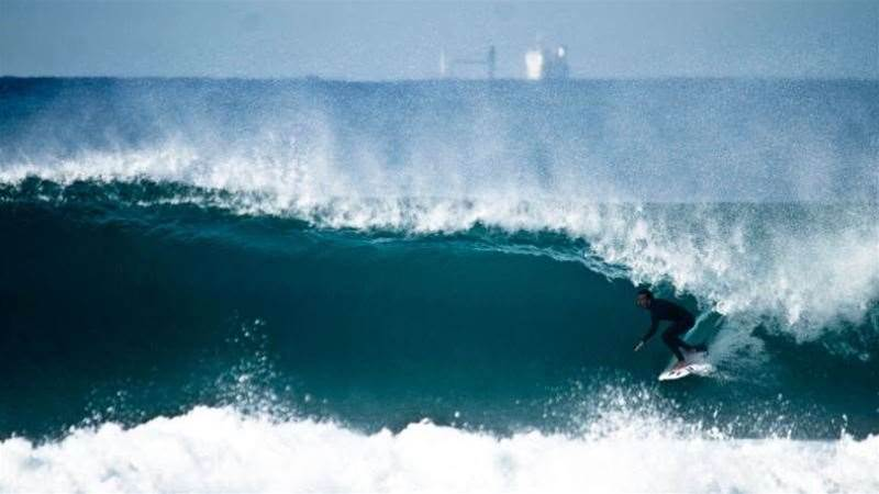Local Wildcard Jesse Adams Previews Newcastle Surfest