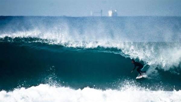 Local Wildcard Jesse Adams Previews Newcastle Surfest