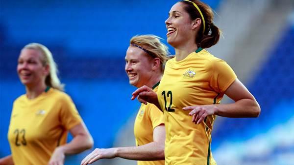 Matildas leading goalscorer Kate Gill retires from football