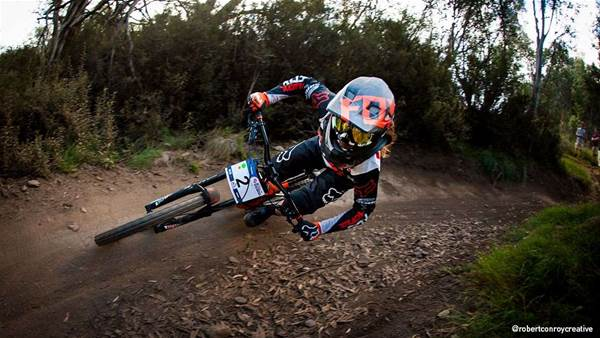 MTBA National Round 3, Thredbo DH