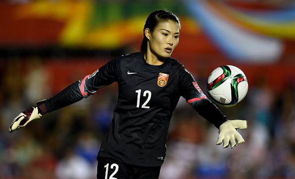 Chinese World Cup goalkeeper Wang Fei set to miss Olympic Qualifiers
