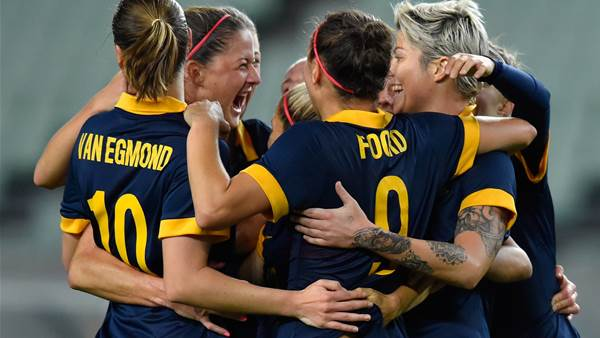The Matildas are going to Rio!