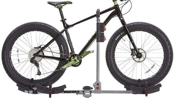 TESTED: Yakima TwoTimer bike rack
