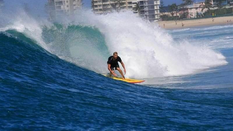 Mick Fanning's 2016 Surfboard Design Quest