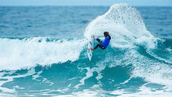 Rip Curl Pro: The Rookies Revolt At Bells