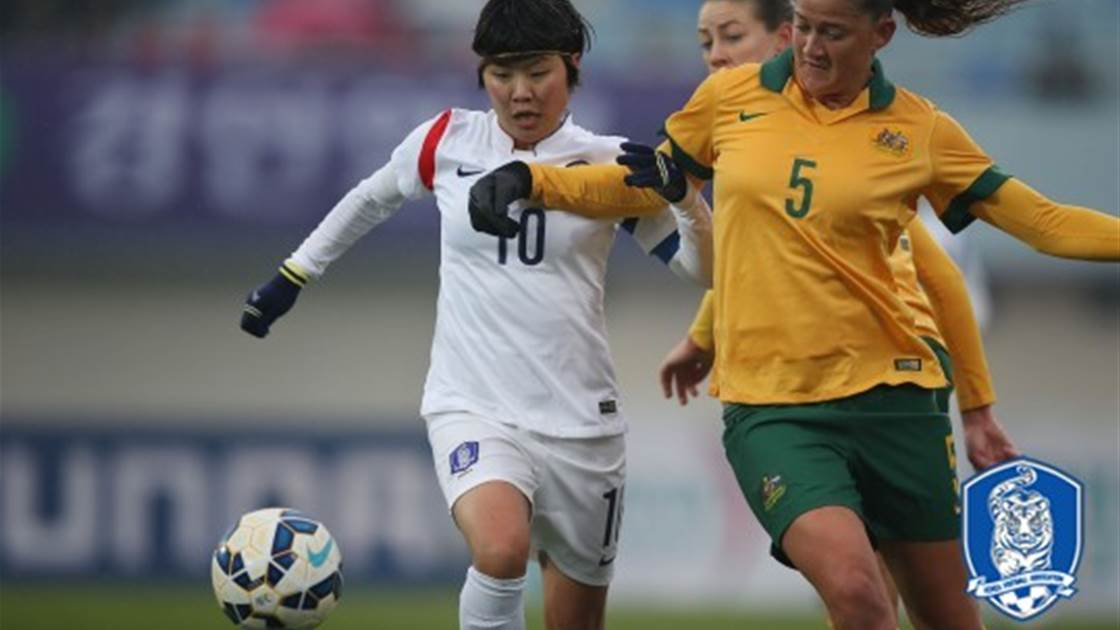 Match Preview: Korea Republic v Australia