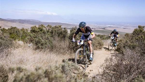 Team Bulls charge to the podium at Cape Epic