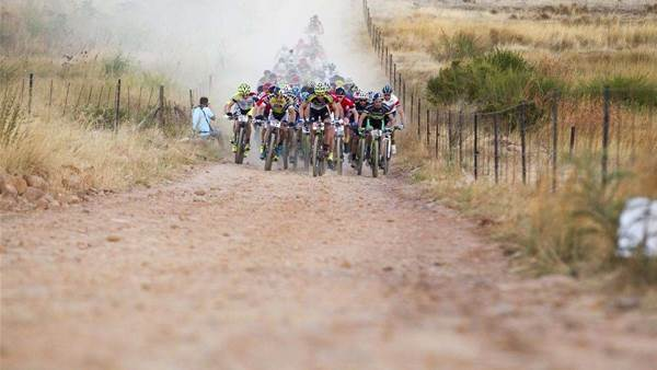 Bulls trace their trail to another stage win at the Cape Epic