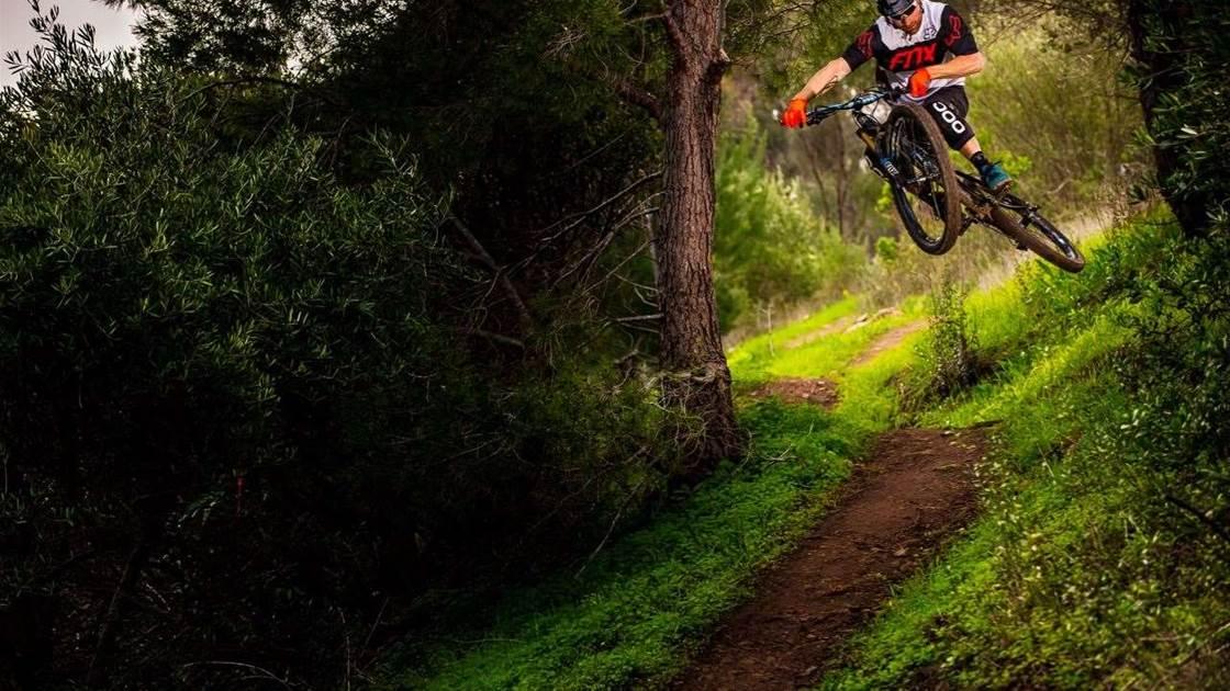 Mountain biking in Adelaide