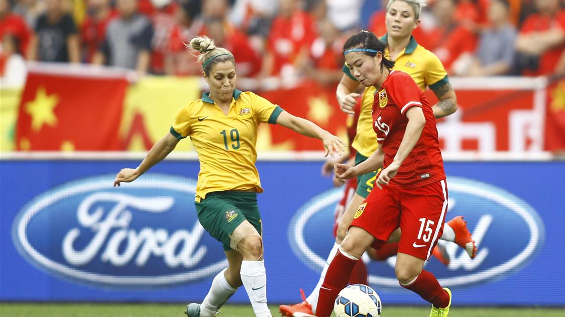Match Preview: Australia v China - The Women's Game - For ...