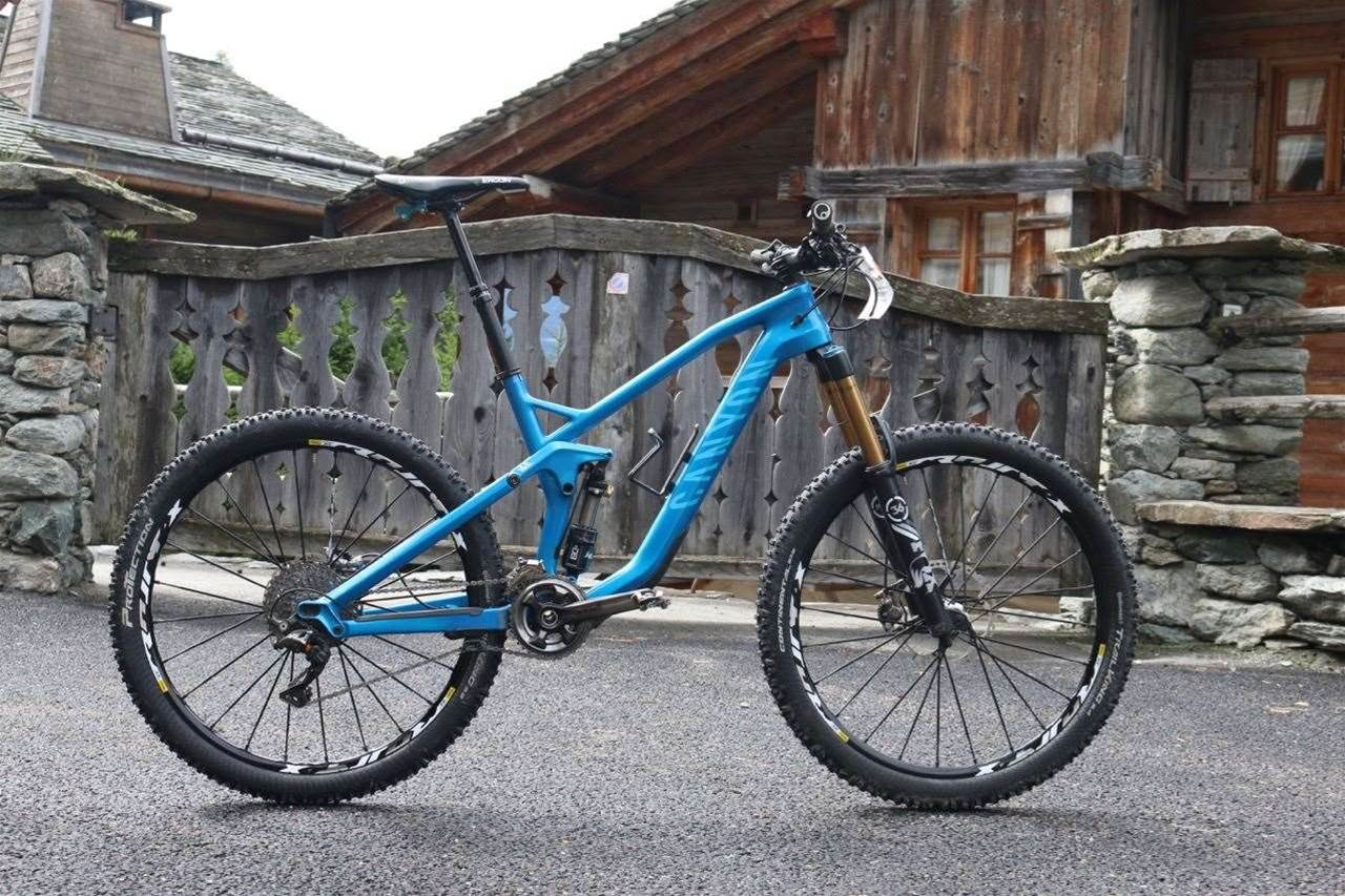 TESTED: Canyon Strive