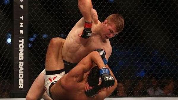 Top Aussie talent on show at UFC Fight Night Brisbane