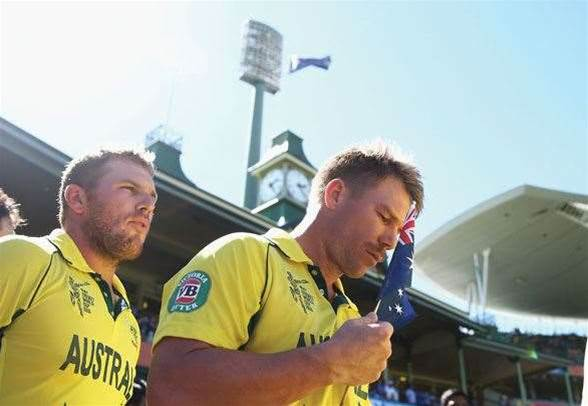 Embarrassment of riches for Aussies at top of order