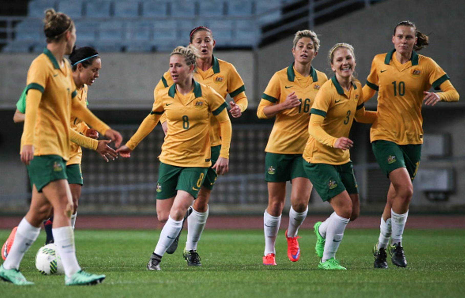 Australia tops AFC Women's Olympic Qualifiers