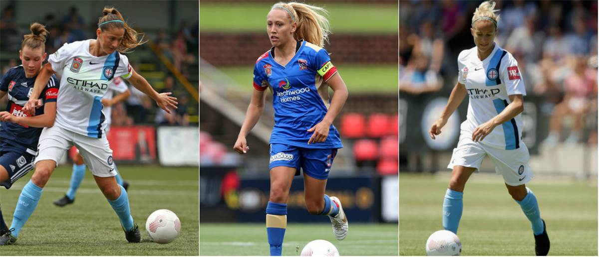 Aussies continue to head abroad in W-League off-season