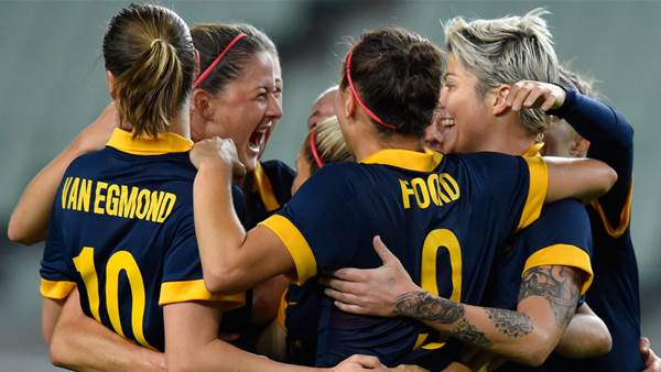 Matildas claim AFC no.1 ranking, move into world Top 5