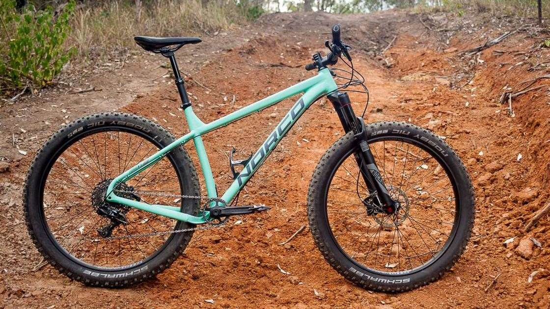 TESTED: Norco Torrent 7.1 27.5+ bike