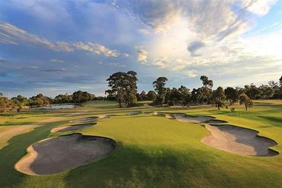 TOP-100 SPOTLIGHT: Huntingdale Golf Club