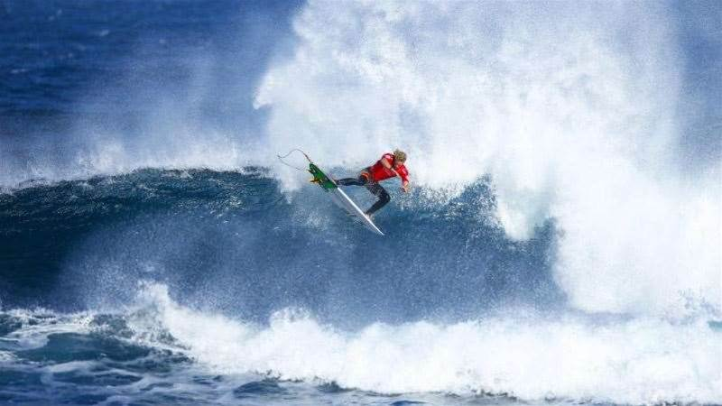 Margaret River Pro: John John Dominates Day Two