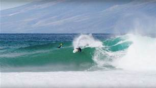 Dusty Payne, Kelly Slater Mitch Coleborn and More in Maui