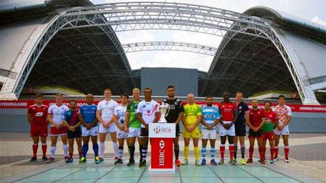 Singapore welcomes global rugby family for 7s