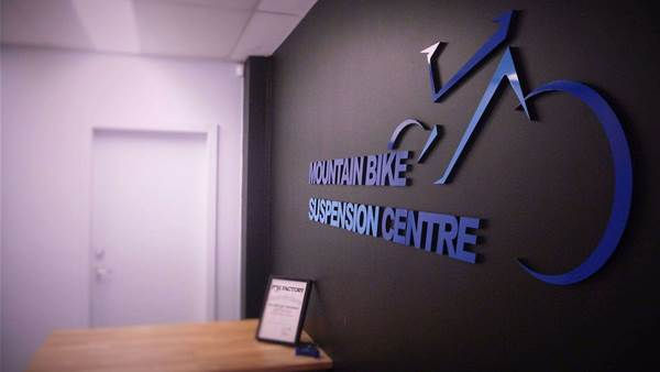 Mountain Bike Suspension Centre OPENS!