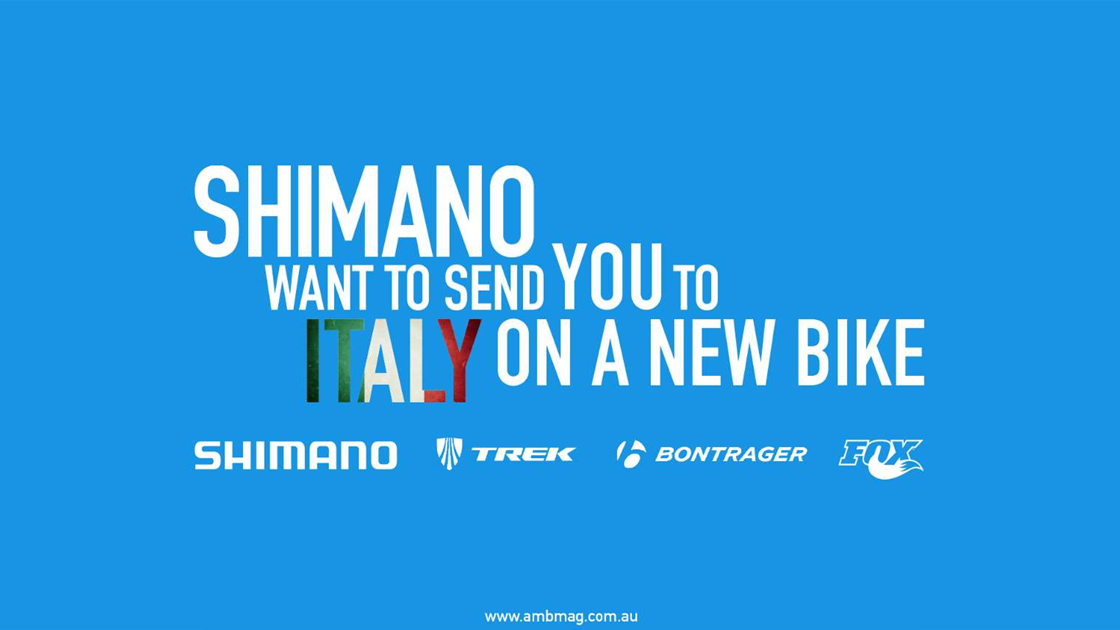 The Shimano video competition
