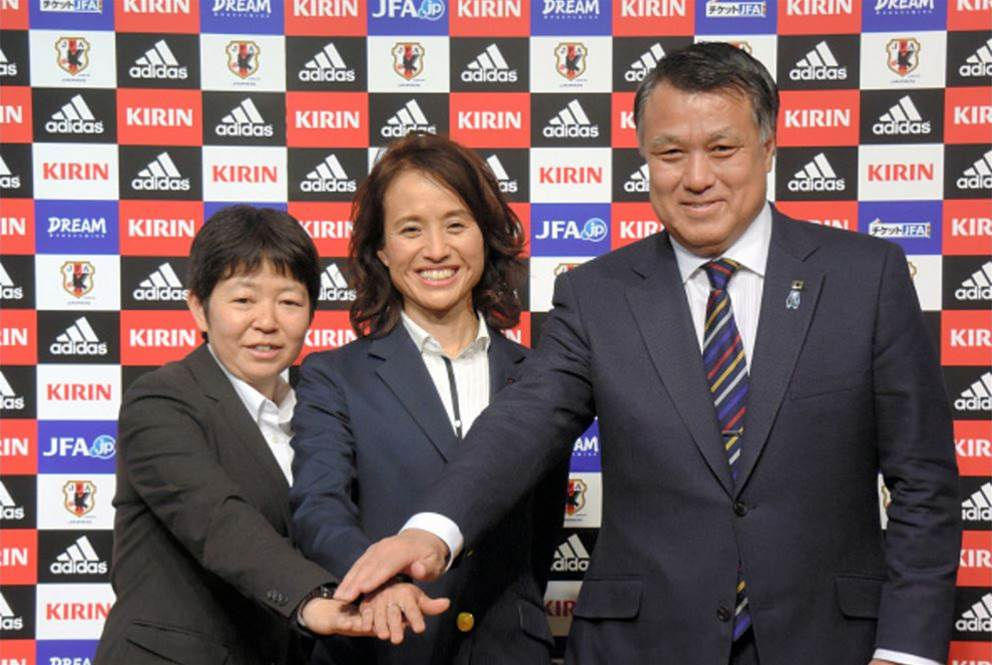 Asako Takakura appointed Nadeshiko Japan coach