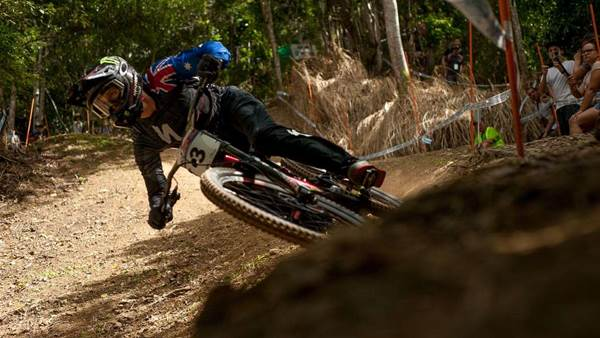 Qualification in Cairns - Brosnan on top