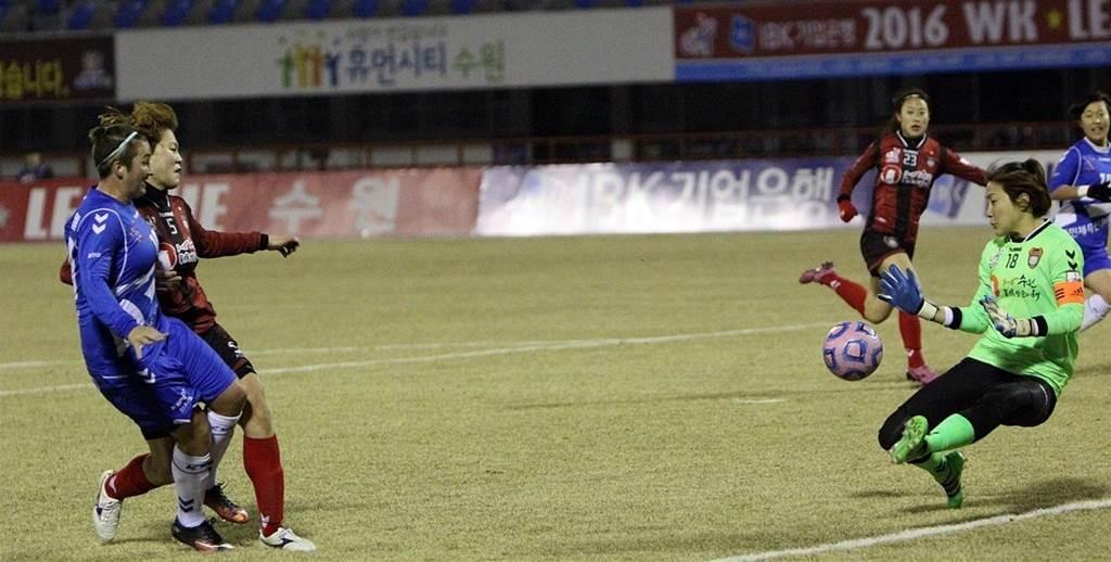 Korea calling