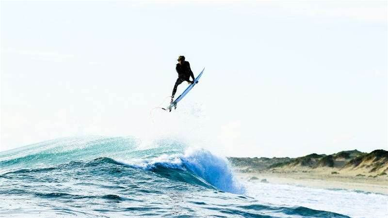 Mikey Wright And Co. Leave WA (and Mikey's ankle) In Ashes