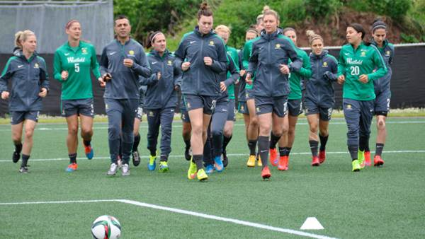 Matildas head into camp as Rio preparations ramp up