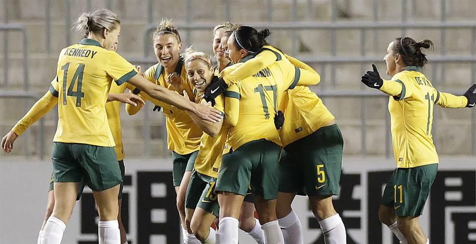 Matildas draw in Group F for Rio 2016