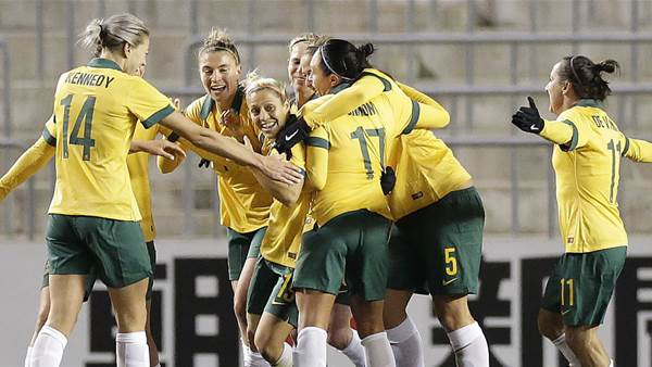Matildas draw in Group F for Rio 2016
