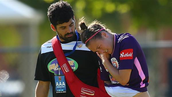 PFA 2015/16 W-League Injury Report: 'Minimum Medical Standards a must'