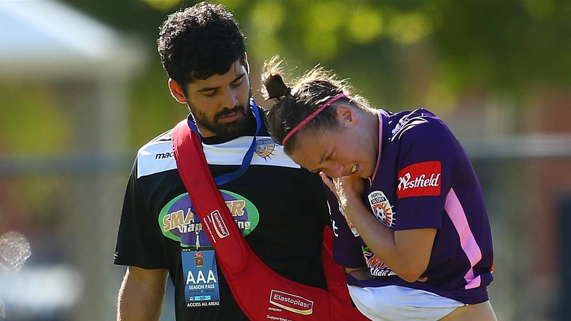 PFA 2015/16 W-League Injury Report: 'Minimum Medical Standards a must'