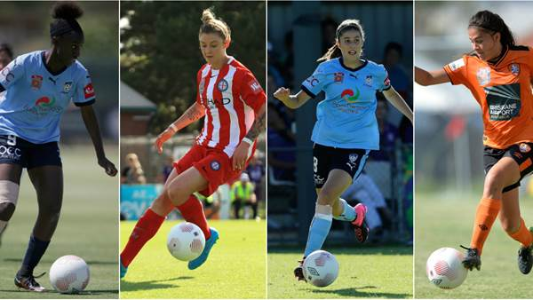 Public voting open for W-League Young Footballer of the Year