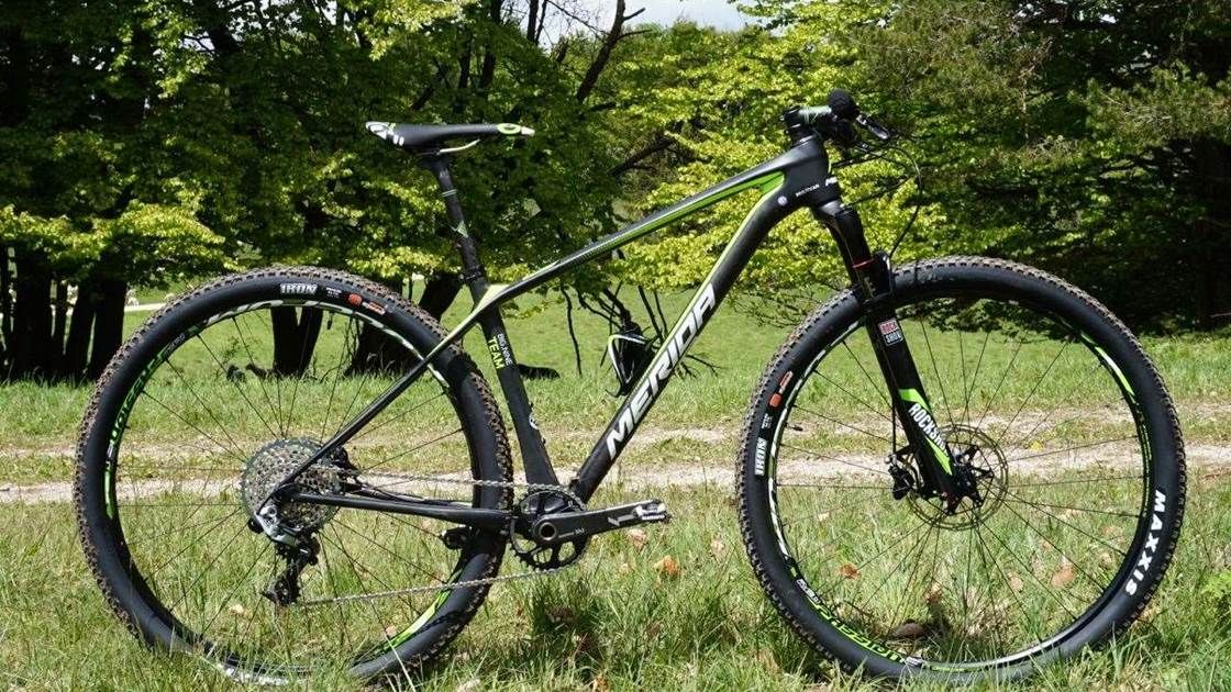 Merida bring new Olympic racers and a Plus bike to Albstadt