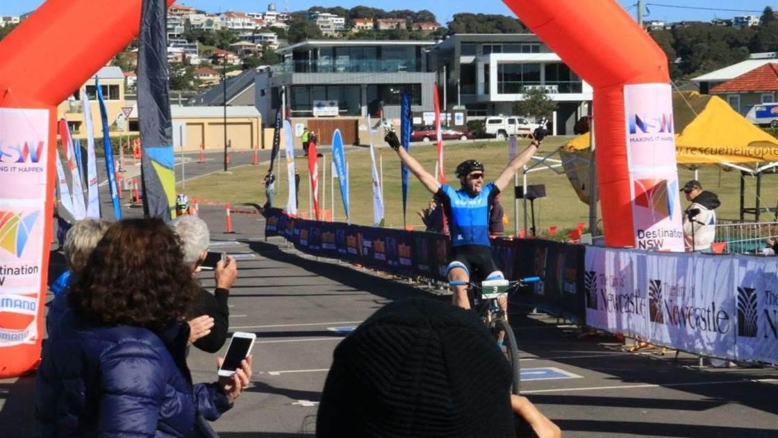 Tristan Ward and Samara Sheppard wrap up 2016 Port to Port