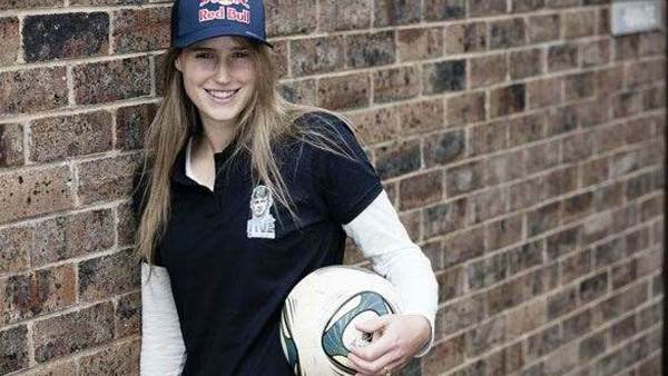 Ellyse Perry pumped for Wings For Life World Run