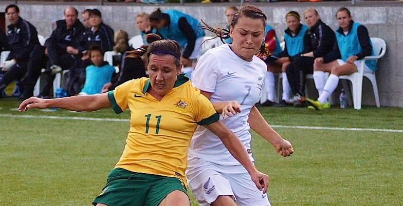 Matildas set to face New Zealand in Rio Olympics send off match