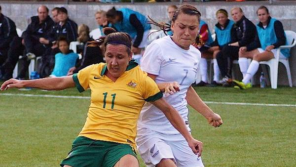 Matildas set to face New Zealand in Rio Olympics send off match