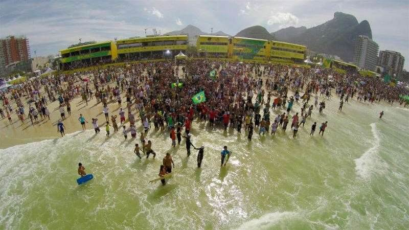 Five Not-So-Shithouse Things About the Oi Rio Pro