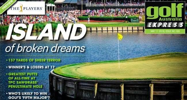 GA Express Issue 193: Island of Broken Dreams