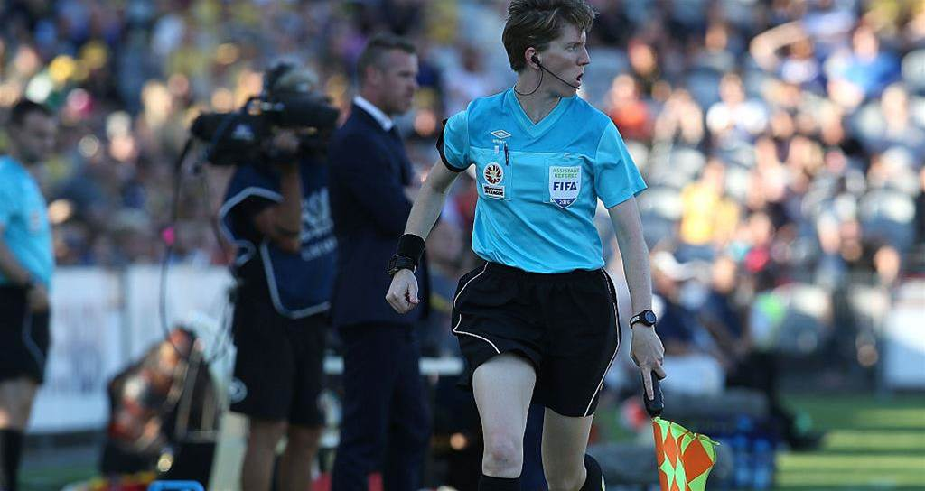 Allyson Flynn flies the flag in Rio
