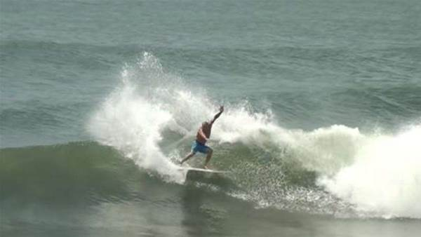 Pro Surfing Returns to the Land of the Rising Sun