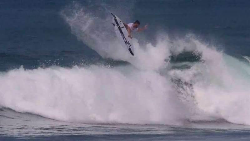 Epic Keramas freesurf session