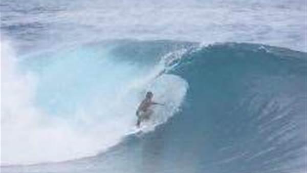 Clay Marzo Menaces Maui