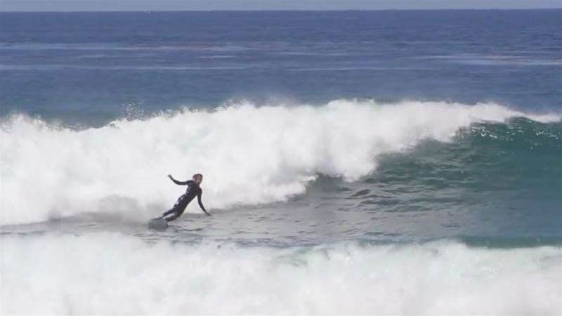 Ryan Burch At Home On His Parallelogram Asym