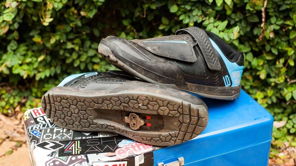 TESTED: Shimano AM9 MTB shoes